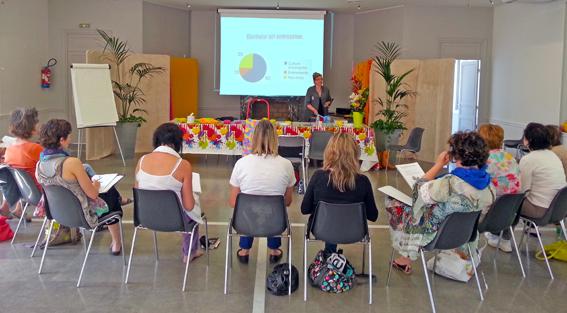 Formation au management par la psychologie positive avec Corinne et Frédéric Cosseron