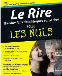 Le rire pour les nuls - Joelle Cuvilliez - Martine Medjber-Leignel