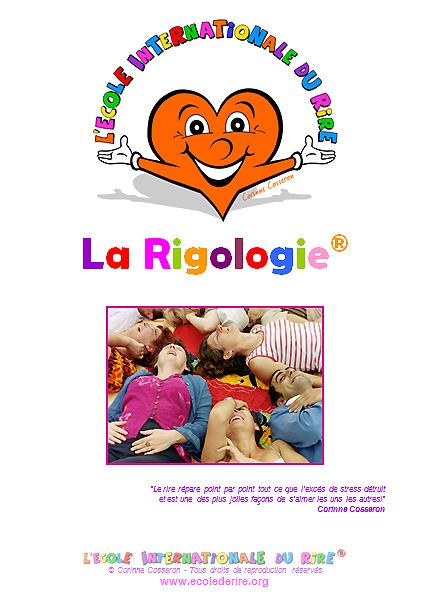 Manuel de formation de rigologie 1 pour les rigologues de l'Ecole Internationale du Rire