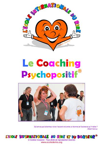 Manuel de formation de coaching psychopositif de l'Ecole Internationale du Rire