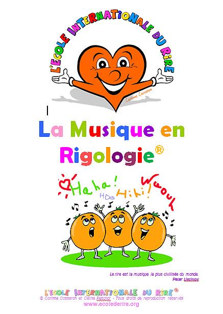 Manuel de formation La musique en rigologie de l'Ecole Internationale du Rire