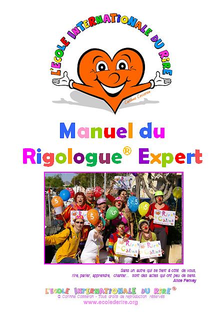Manuel de formation de rigologues experts de l'Ecole Internationale du Rire