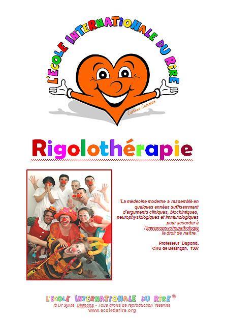 Manuel de formation de rigolothérapie de l'Ecole Internationale du Rire