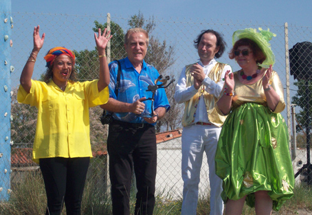 Rire d'Or 2009 Dr Christian Tal Schaller