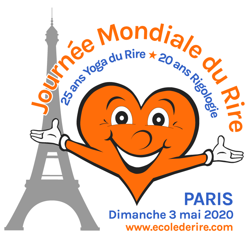 Journée Mondiale du Rire Paris 3 Mai 2020